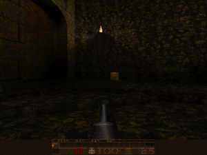 Quake E1M3: The Necropolis